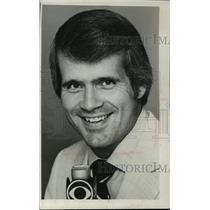 1980 Press Photo Gary Bender, CBS Sportscaster for Basketball - mjt00282