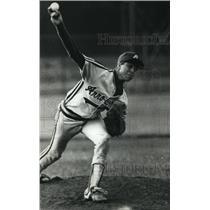 1992 Press Photo Arrowhead Baseball - Starting Pitcher Tim Weston - mjt00026