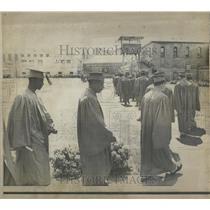 19678 Press Photo Folsom Prison California Students