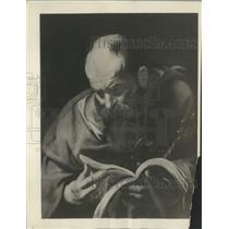 "1931 Press Photo ""Saint Paul"" By Sir Anthony Van Dyck - mjx48724"