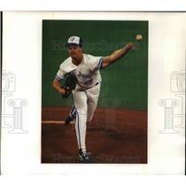 1992 Press Photo Toronto Blue Jays - Jimmy Key, Baseball Pitcher - mjt00782