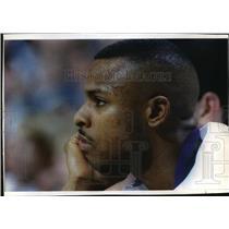 1994 Press Photo Milwaukee Bucks - Todd Day, Basketball Player - mjt00810