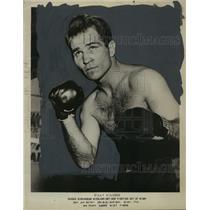 1951 Press Photo Billy Kilgore, Boxer from Birmingham, Alabama