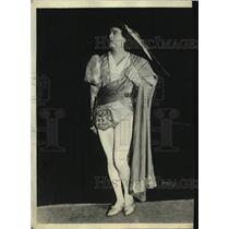 "1921 Press Photo John Barrymore as ""Romeo"" at the Equity Show in New York"
