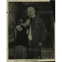 1925 Press Photo Jacqueline Logan and Frank Kieran