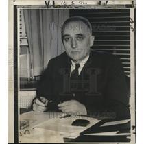 1954 Press Photo John Marshall Harlan