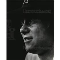 1971 Press Photo Milwaukee Brewers - Player Rob Ellis, Baseball - mjt01967
