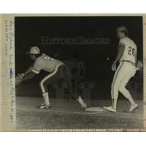 1976 Press Photo The San Antonio Brewers play minor league baseball - sas14335