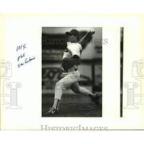 1990 Press Photo San Antonio Missions baseball player Jamie McAndrew - sas13991
