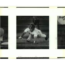 1993 Press Photo San Antonio Missions baseball player Ron Maurer - sas14270