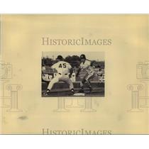 1994 Press Photo The San Antonio Missions and Shreveport play pro baseball