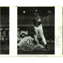 1994 Press Photo The San Antonio Missions and El Paso play minor league baseball