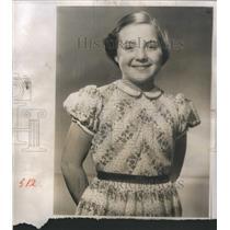 Press Photo Princess Margreit Netherlands Smiling Birthday Picture Twelve Years
