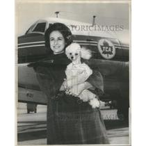 Press Photo Linda Loren winner Harvest Moon Festival O'Hare Airport