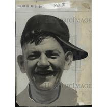 1933 Press Photo Major League Baseball Pitcher And Washington Coach Nick Altrock
