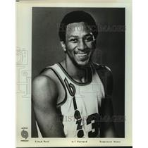 Press Photo Portland Trail Blazers basketball player Lloyd Neal - sas15273