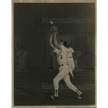 Press Photo San Antonio Dodgers baseball player Mike Rushde - sas15087