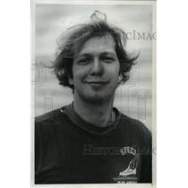 1970 Press Photo Bicycle Racing Star Leigh Barczewski Of Milwaukee, Wisconsin