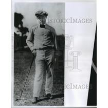 1917 Press Photo Milwaukee sports figure, golfer A.A. 'Augie' Jonas - mjt03974