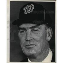 1967 Press Photo New Washington Senators baseball manager, Jim Lemon - mjt04222
