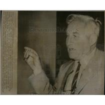 1967 Press Photo Dr. Louis Leaky British Anthropologist - RRX22493