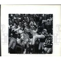 1994 Press Photo Packers football's LeRoy Butler in action during game