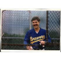 1993 Press Photo Milwaukee Brewers baseball manager, Phil Garner - mjt03051