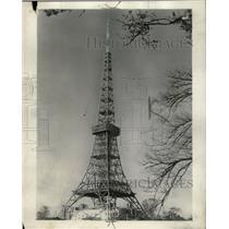 1959 Press Photo Worlds Tallest Tower Tokyo's TV Tower - RRX70747