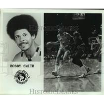 Press Photo Cleveland Cavaliers basketball player Bobby Smith - sas15921