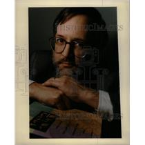"""1995 Press Photo Dr Randolph Nesse """"Why We Get Sick"""""""