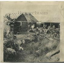 1948 Press Photo Okinawa after being damage by typhoon - RRW34057