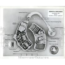 1966 Press Photo Electricity Circuit - RRW53883