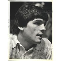 1980 Press Photo Stan Dziedzic, U.S. Olympic wrestling coach - mjt06054