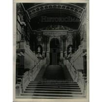1979 Press Photo The Main Stairway To The Burgtheater - RRX70435