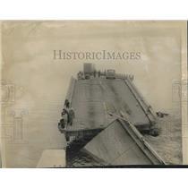 1960 Press Photo Lake Pontchartrain - nob54300