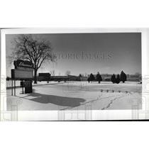 1984 Press Photo Canada City Windsor Elmwood Family Bld - RRW69301