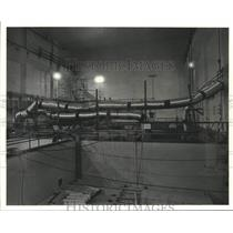 Press Photo Interior view of the Louisiana Power and Light Waterford III
