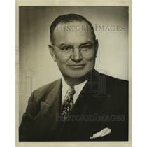 Press Photo John P. Kiley, President, The Milwaukee Road, Chicago - nob61239