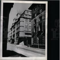 1943 Press Photo Shopping Center Oslo Norway Nazi Close - RRX70497