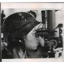 1964 Press Photo Major General Nguyen Khanh of South Vietnam - mjw02078