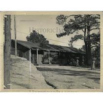 1937 Press Photo NYA Girls' School Dormitory Building - RRX69053