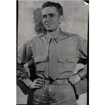 1943 Press Photo East coast embarkation camp Johnny - RRW95849