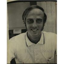 1974 Press Photo San Antonio Express-News staff writer Paul Hill - sas17332