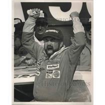 1987 Press Photo Grant Scott, Automobile Racing Club of America Winner