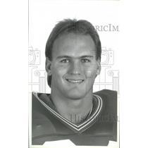 1989 Press Photo Seattle Seahawks - Donnie Dee, Tight End - mjt06491