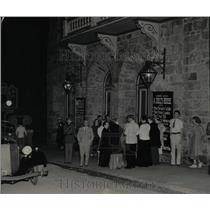1937 Press Photo Central City Colorado Theater Lines - RRX76235