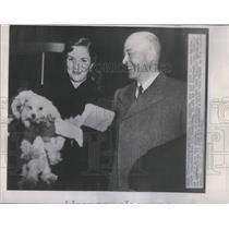 1948 Press Photo Washington William Bulitt Committee