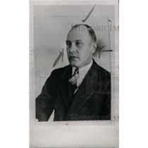 1953 Press Photo Ret John Orlikowski Detroit detective - RRW95727