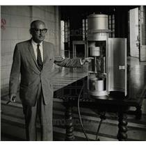1965 Press Photo Rodriguez Points Recording Instrument - RRX74905