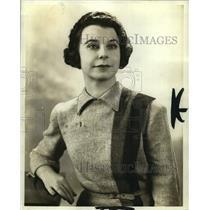1941 Press Photo Mrs. George Bridges portrait - abna43548